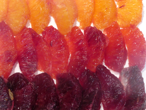 Blood Orange and Green Bean Salad with Hazelnuts and ...