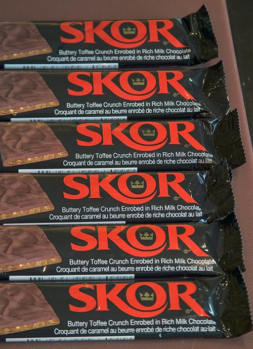 skor bar packages