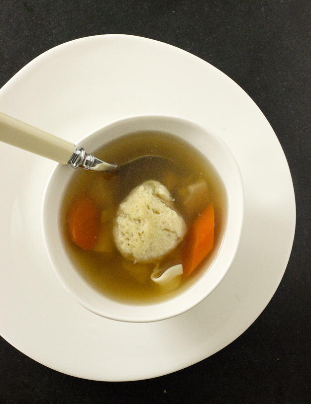 Bowl of soup 1