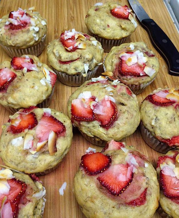 J's muffins
