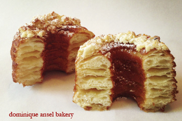 cronut2 lemon maple