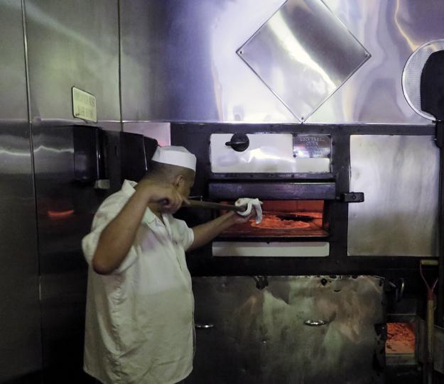 oven at John's