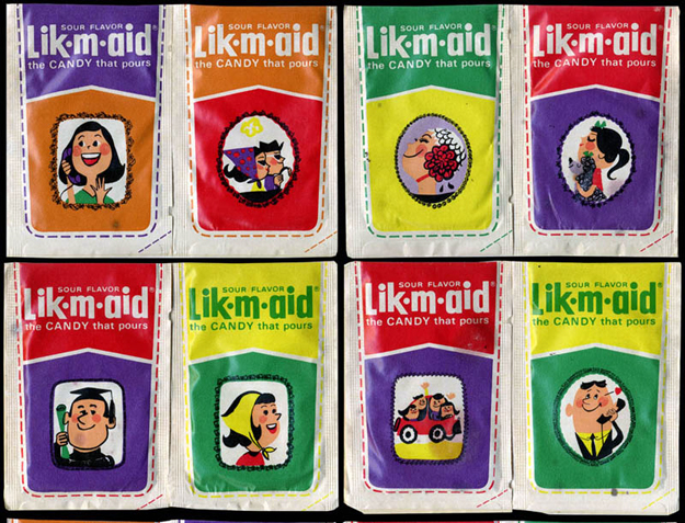 Lik-m-aid packages