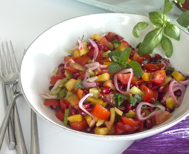 Diced salad 2