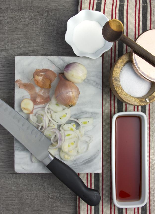 ingredients for pickling