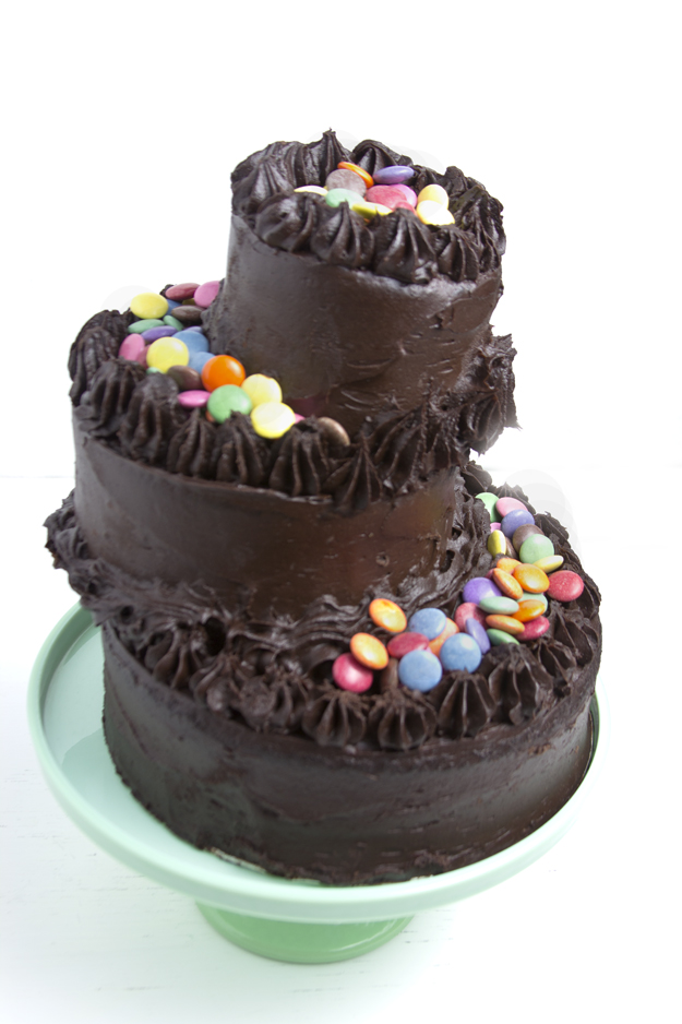 When I Watched Ina Garten And Tyler Florence Collaborate On This Birthday Cake For Tylers 7 Year Old Son Hunter Two Things Occurred To Me
