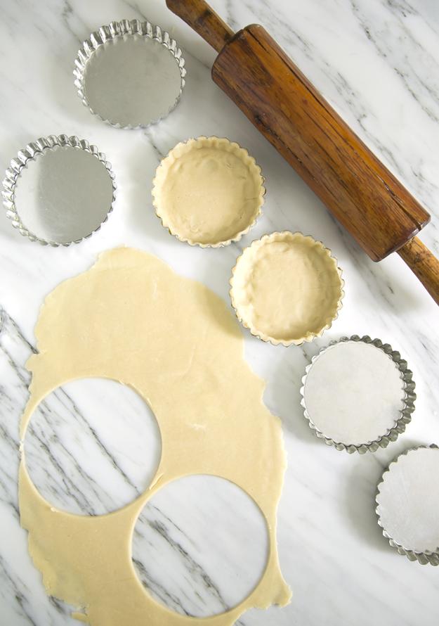 dough fot tarts