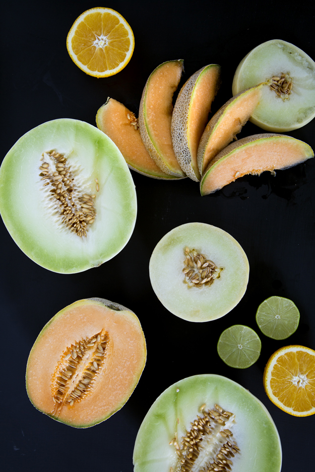 Melons and Citrus