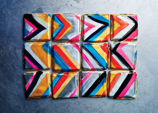 Bon Appetit Painted Cookies 3