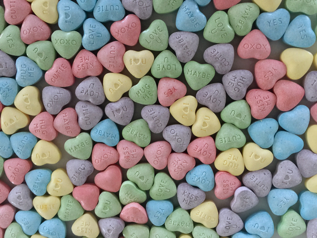 SweeTart Hearts