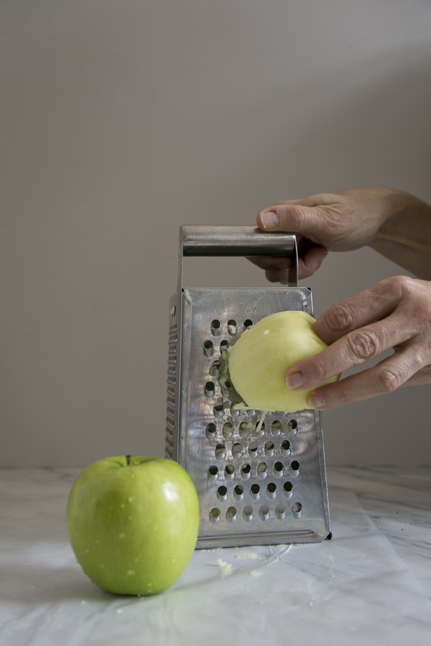 Grating Apples