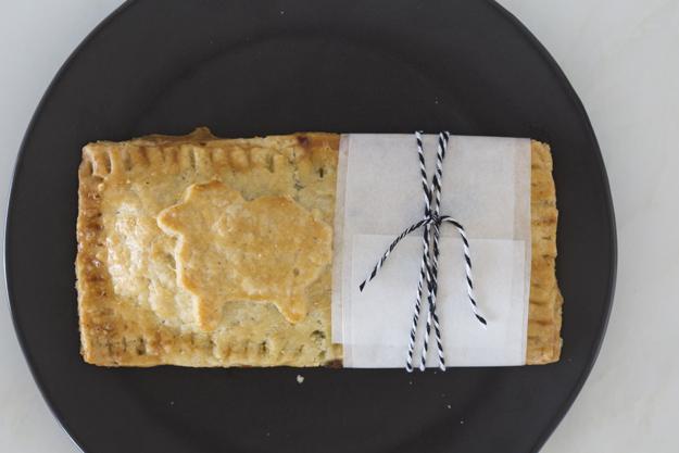 Rectangular pie