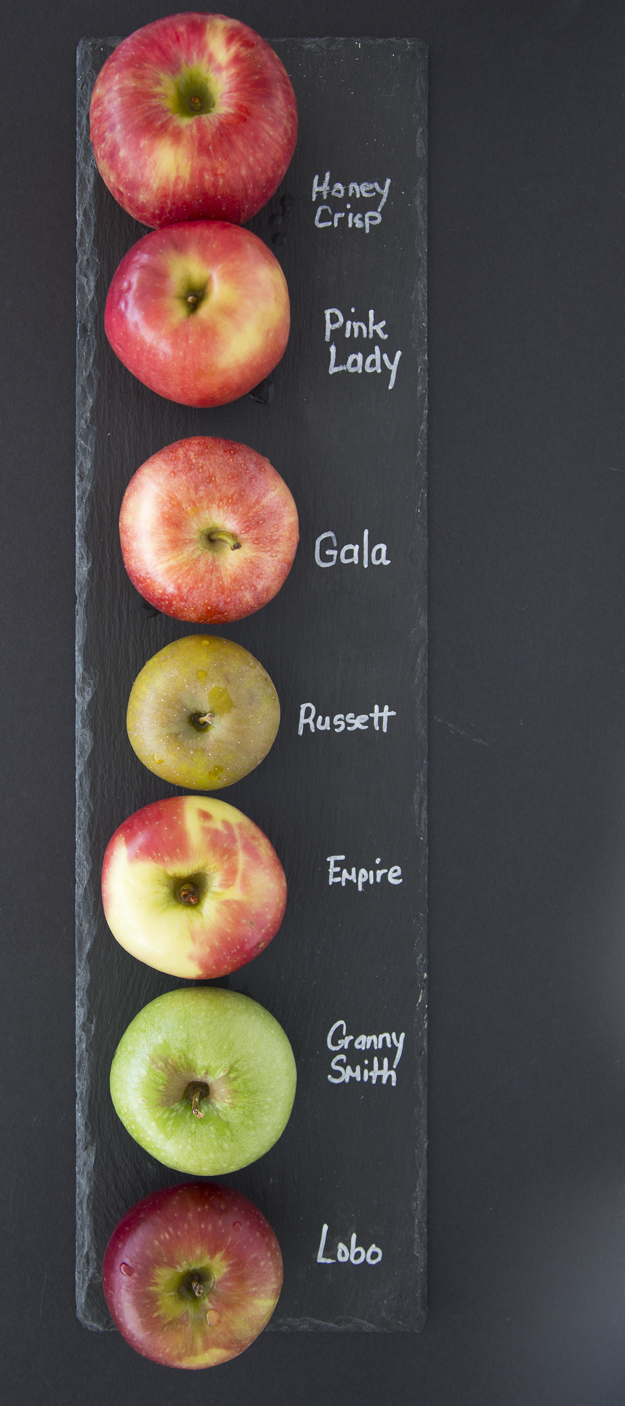 apple varieties 5
