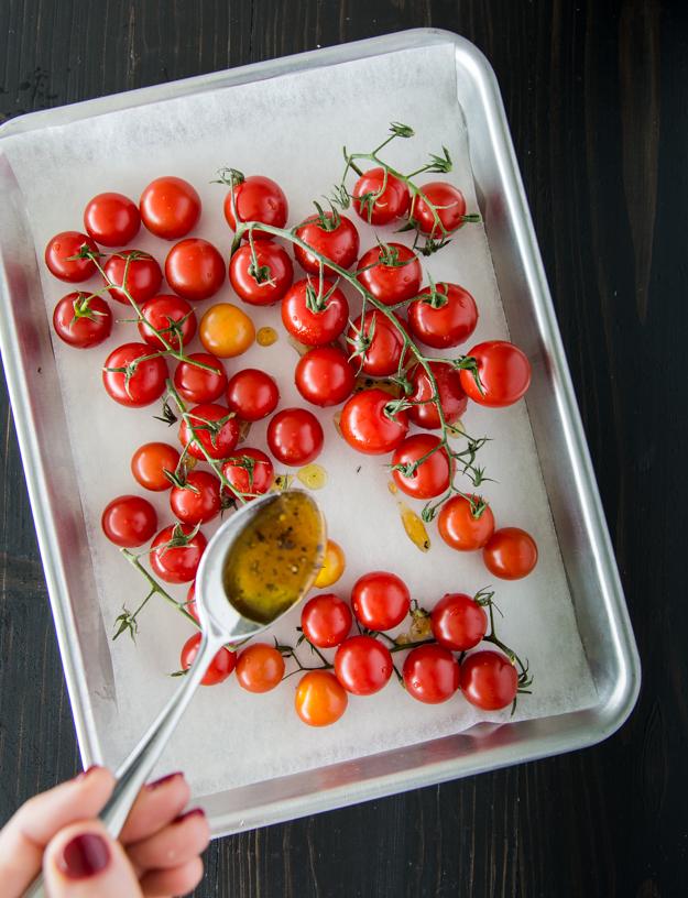 honey roasted tomatoes